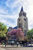 Churh Saint Germain des Pres, Paris, France — Stock Photo