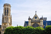 Church Saint Germain l'Auxerrois, Paris, France — Stock Photo
