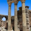 Columns in Ephesus, Turkey — Stock Photo