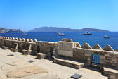 Castle of St. Peter in Bodrum — Stock Photo