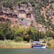 DalyTombs, Turkey — Stock Photo #6474051