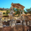 Stock Photo: Fountain of Trajan, Ephesus, Turkey