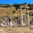 Columns in Ephesus, Turkey — Stock Photo #6530694