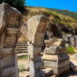 Ruins in Ephesus, Turkey — Stock Photo #6530823