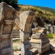 Stock Photo: Ruins in Ephesus, Turkey