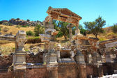 Fountain of Trajan, Ephesus, Turkey — Stock Photo