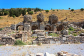 Bath of Varius, Ephesus, Turkey — Stock Photo