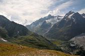 Paisagem alpes — Fotografia Stock