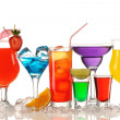 Tropical cocktails — Stock Photo #5814331