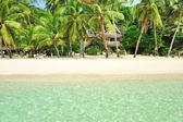Nádherná pláž — Stock fotografie