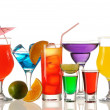 Tropical cocktails — Stock Photo #5955759