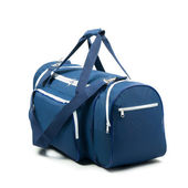 Blue bag — Stock Photo