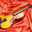 Royalty-Free Stock Photo: Music concept with violin