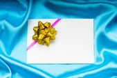 Card with blank space for your text — Stock Photo