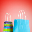 Royalty-Free Stock Photo: Shopping concept with bags