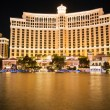 Las Vegas - 11 Sep 2010 - Bellagio Hotel Casino during sunset — Stock Photo #6350034