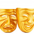 Masks with the theatre concept - Lizenzfreies Foto