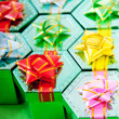 Gift boxes in celebration concept — Stock Photo