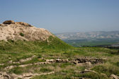 Spring in Beit Shean — Stock Photo