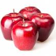 Red apple - Stock Photo