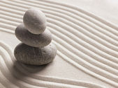 Zen stone — Stock Photo