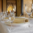 banquet table — Stock Photo #5382513