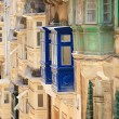 Architecture details of Malta - Foto Stock