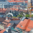 Munich panorama - Stockfoto