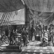 Christening of Kings Prime Minister in Hawaii — Stock Photo #5597082