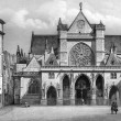 Church of Saint Germain l'Auxerrois — Stock Photo #5597108