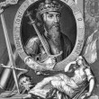 Edward III — Stock Photo