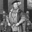 Постер, плакат: Edward VI King of England