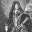Louis XIV of France — Stock Photo