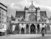 Church of Saint Germain l'Auxerrois — Stock Photo