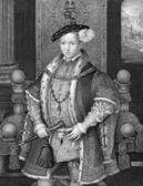 Edward VI King of England — Stock Photo