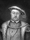 Henry VIII King of England — Stock Photo