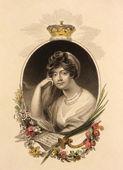 Princess Sophia of Gloucester — Stock Photo