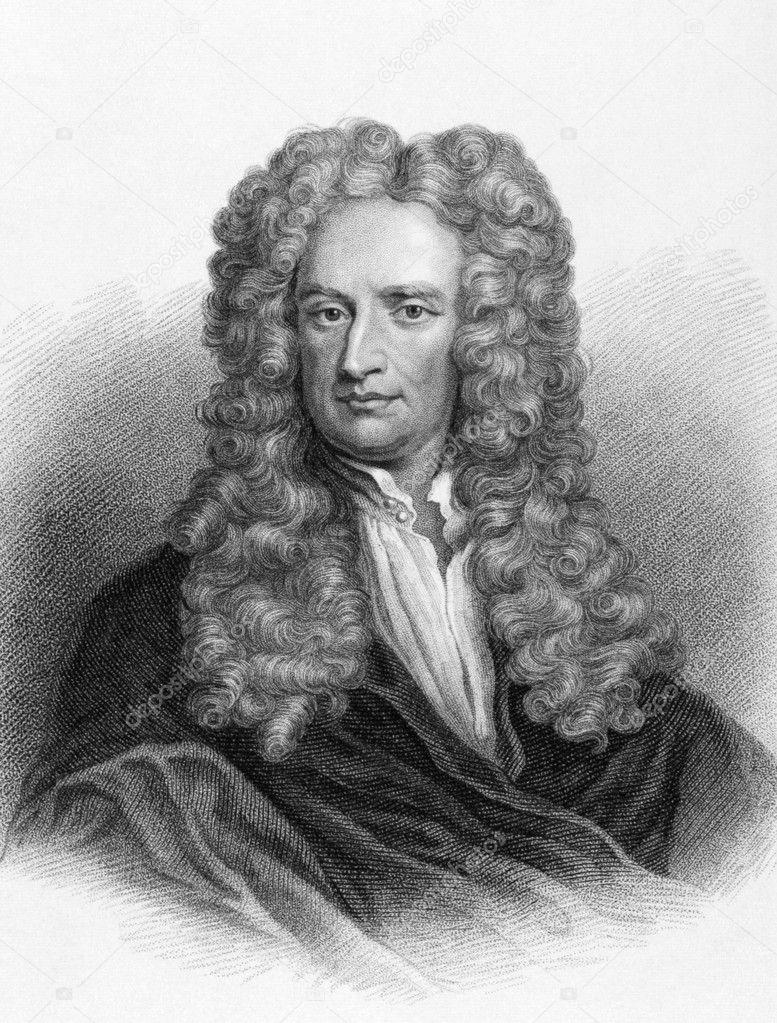 Ньютон фото