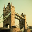 Tower Bridge, London, UK — Stock Photo #5563967