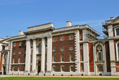 Royal Naval College of Greenwich in London, England — Stock Photo