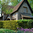 Old English style cottage in Hyde Park, London — Stock Photo #5692918