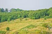 Hermosas montañas en ucrania — Foto de Stock