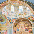 Interior of UkrainiOrthodox Church — Stock Photo #6165214
