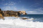 Costa grecia — Foto Stock