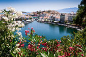 Agios Nikolaos,Crete, Greece — Stock Photo