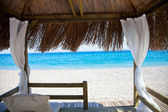 Beach lounge — Foto de Stock