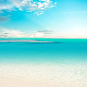 Turquoise water — Stock Photo