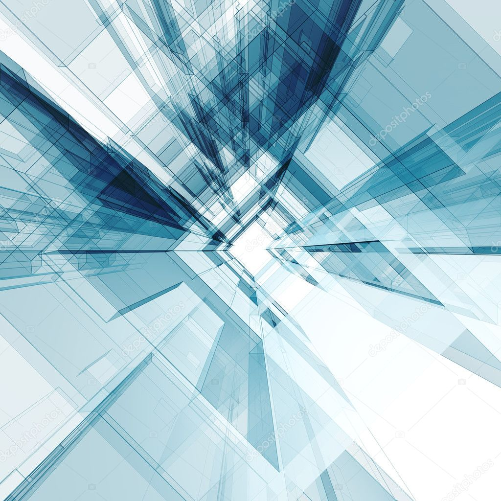 Abstract architecture background — Stock Photo © 1xpert #6441259