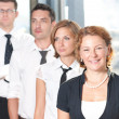 Group of officce workers — Stock Photo #5888484