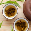 Green tea — Stockfoto #5387216